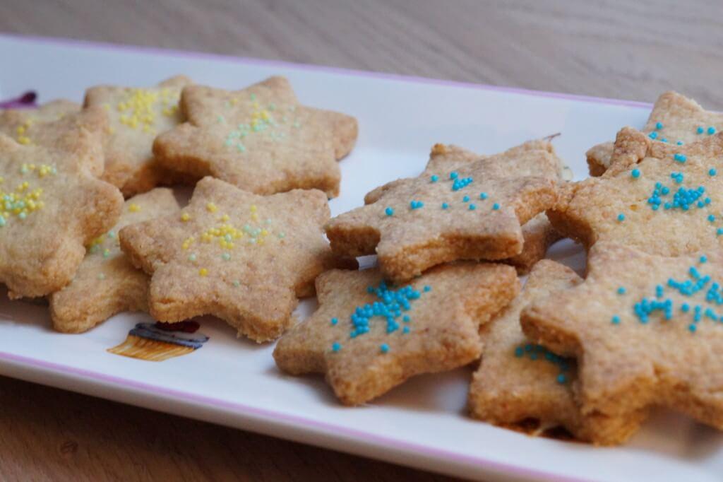 koekjes bakken met kind recept