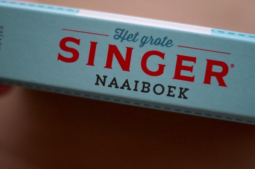 Singer naaiboek