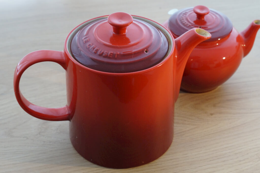 Grote theepot Le Creuset