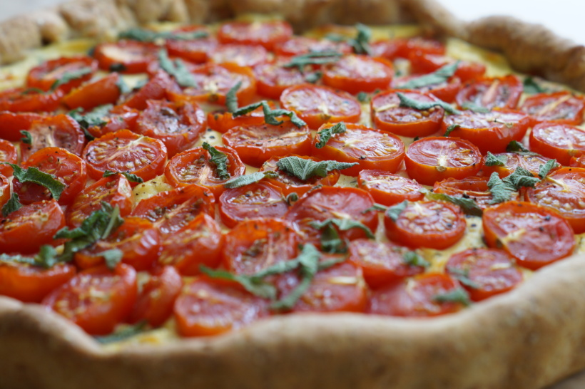 Tomatenvlaai