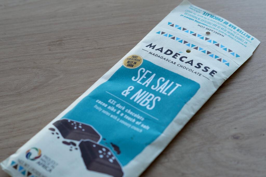 Chocolade met zout