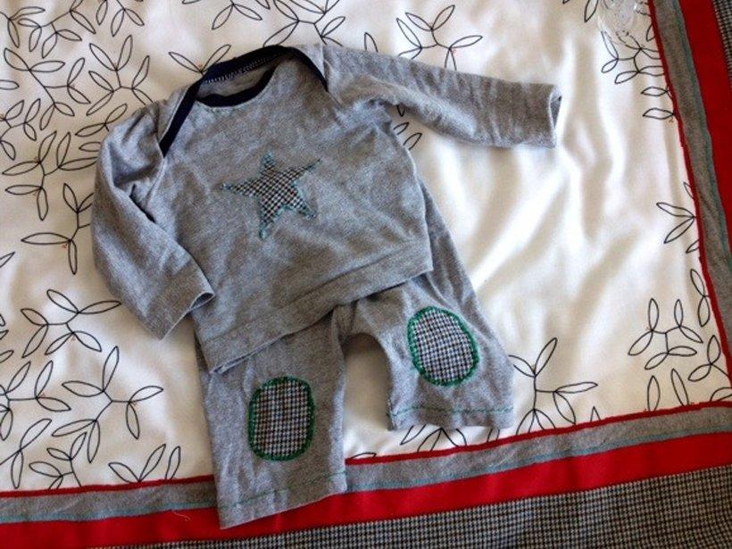 babykleding naaien