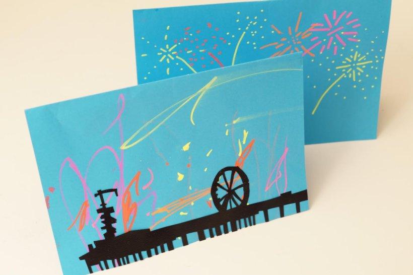 nieuwjaarskaart
