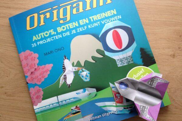 Origamiboek