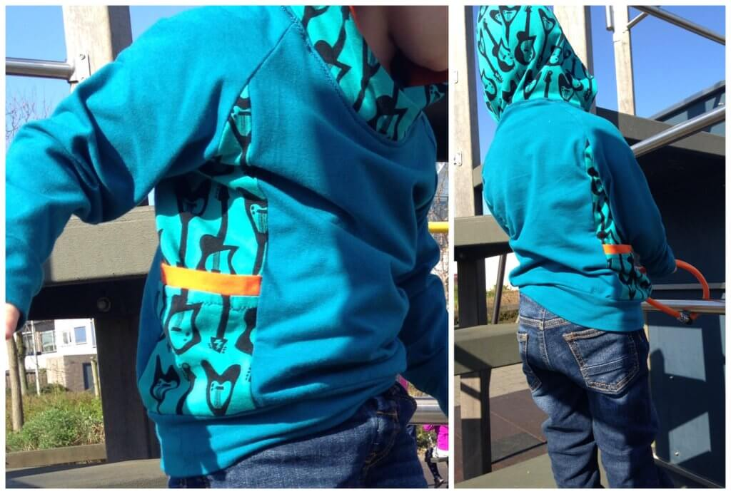 Sofilantjes Semper sweater