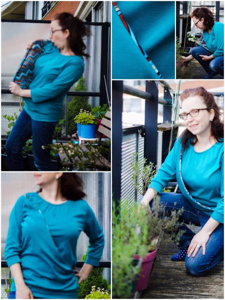 Otium Sweater collage
